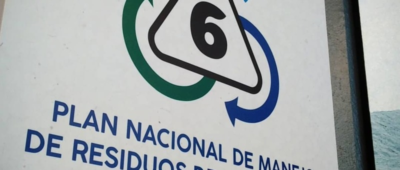 Logo Plan Nacional de Manejo de Residuos de Poliestireno Expandido (Unicel